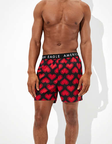 AEO Hearts Stretch Boxer Short