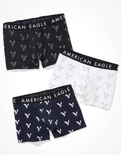 """AEO  3"""" Classic Trunk Underwear Multipack"""