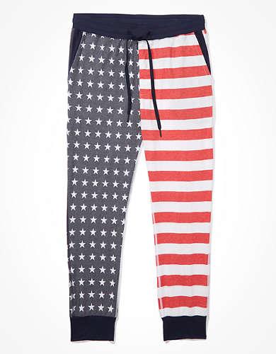 AEO Americana Ultra Soft Lounge Pant
