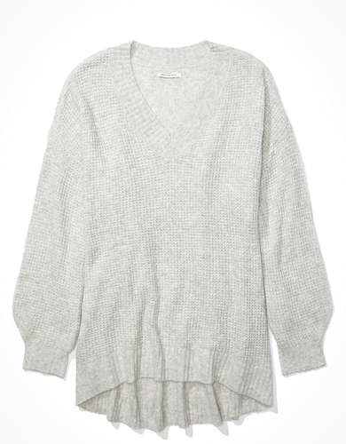 AE Oversized Dreamspun V-Neck Sweater