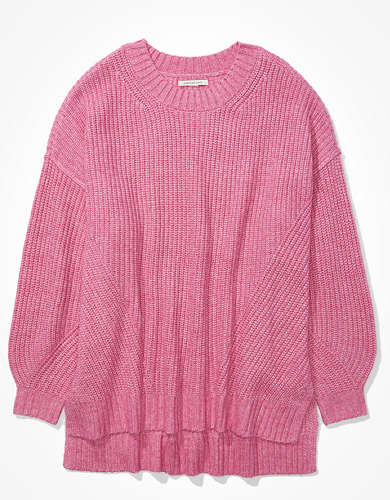 AE Oversized Dreamspun Crew Neck Sweater