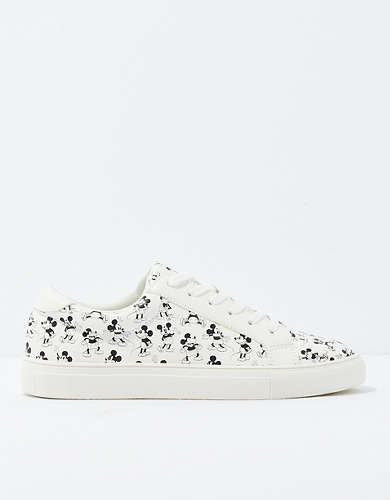 Disney X AE Unisex Mickey Mouse Sneaker