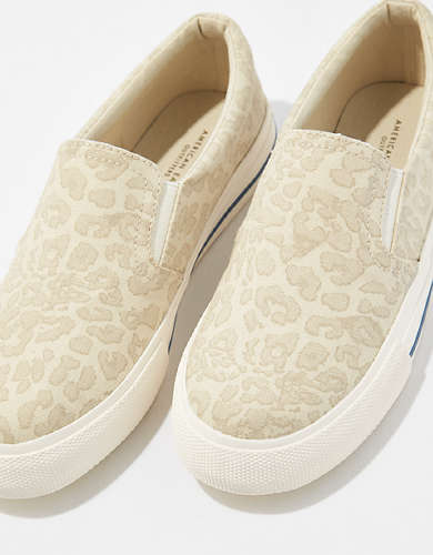 AE Leopard Slip-On Sneaker