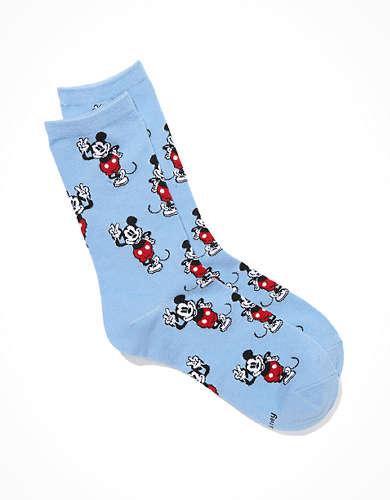Disney X AE Mickey Crew Sock
