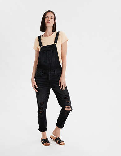 AE Tomgirl Denim Overall