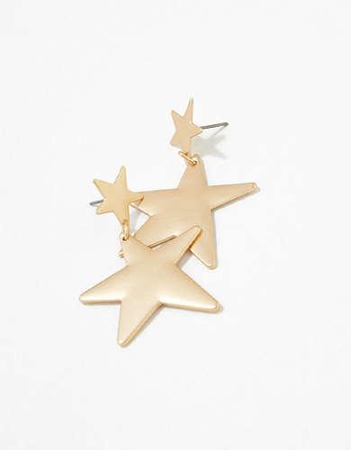 AEO Gold Star Earring