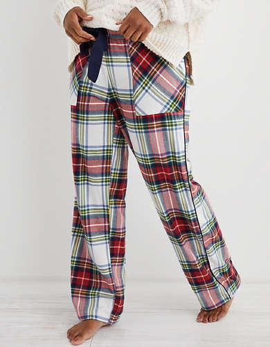Aerie Flannel Pajama Pant