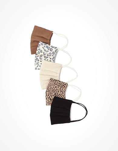 AEO Animal Masks 5-Pack