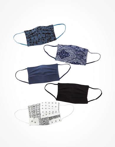 AEO Bandana Masks 5-Pack