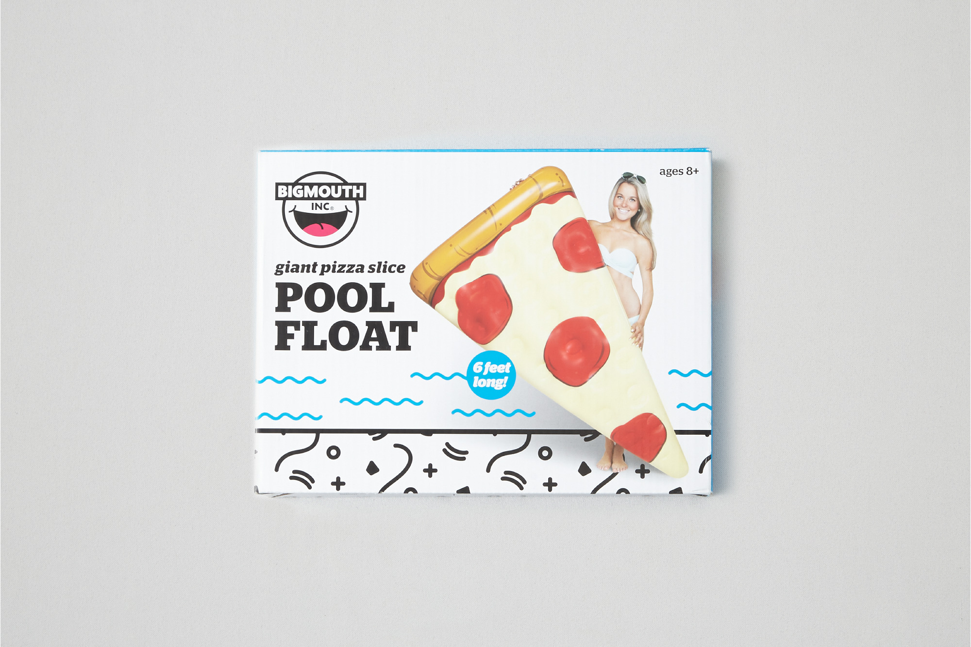 BigMouth Pizza Pool Float