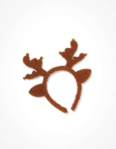 AEO Sherpa Deer Antler Headband