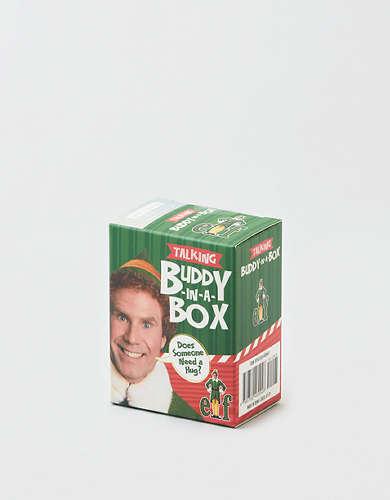 Elf Buddy-In-A-Box