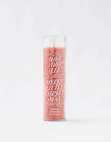 Paddy Wax Spark Candle - Merry Christmas Balsam & Berries