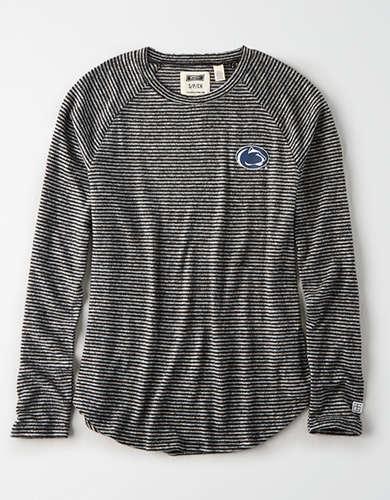 Tailgate Women's PSU Nittany Lions Long Sleeve Plush T-Shirt