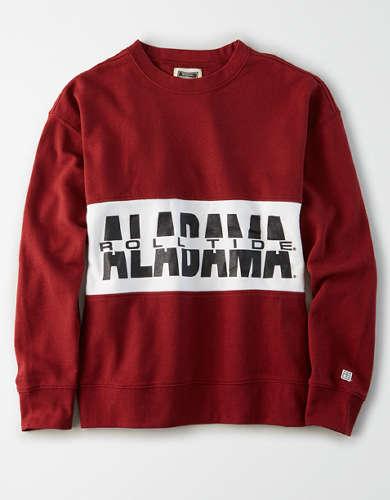 Tailgate Women's Alabama Crimson Tide Crew Neck Sweatshirt