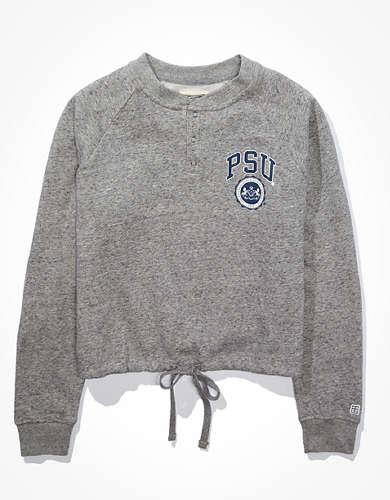 Tailgate Women's PSU Cropped Sweatshirt