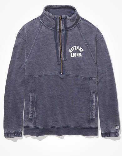 Tailgate Women's Penn State Quarter-Zip Sweatshirt