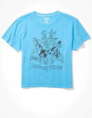 Tailgate Women's Looney Tunes Graphic T-Shirt