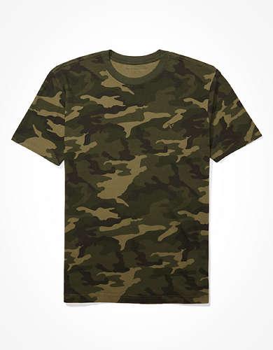 AE Super Soft Camo T-Shirt