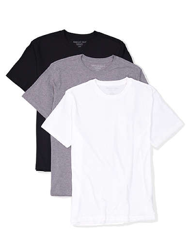 AE Super Soft T-Shirts 3-Pack
