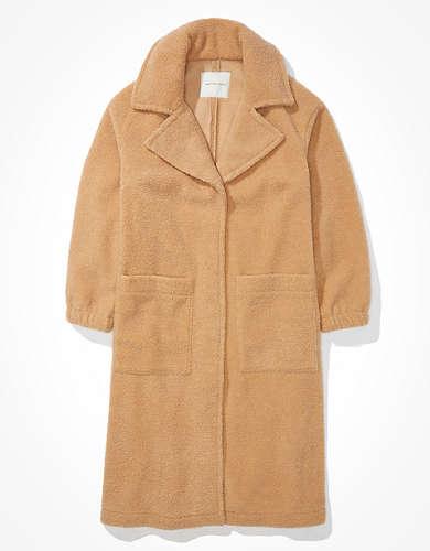 AE Sherpa Coat