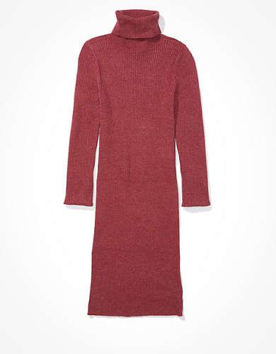 AE Turtleneck Sweater Dress