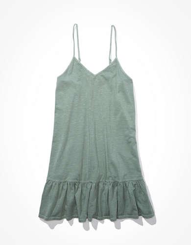 AE Ruffled Mini Dress