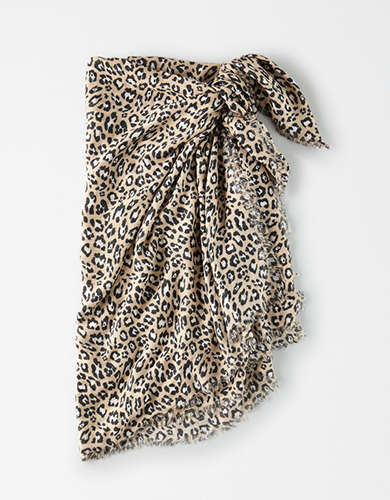 AEO Leopard Sarong