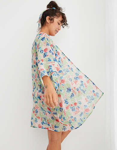 Aerie Chiffon Kimono