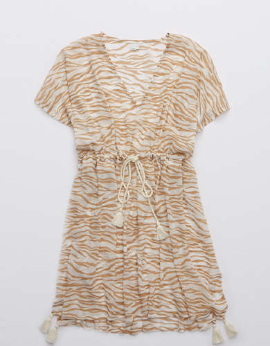 Aerie Chiffon Cover Up