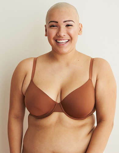 Aerie Real Me Full Coverage Lightly Lined Bra