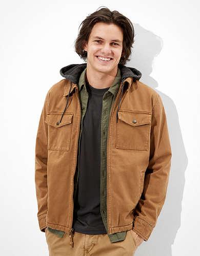 AE Hooded Workwear Jacket