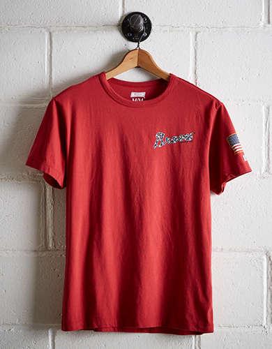 Tailgate Men's Atlanta Braves Graphic T-Shirt