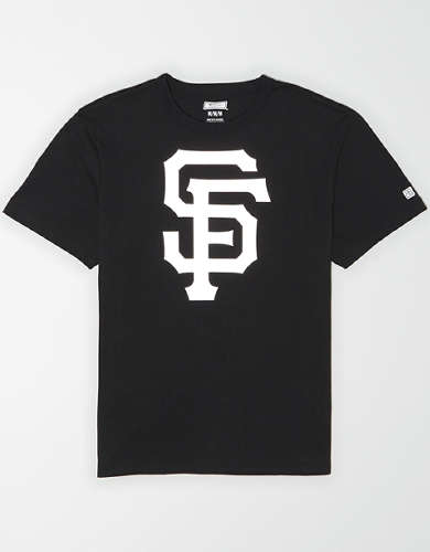 Tailgate Men's San Francisco Giants Reflective Graphic T-Shirt