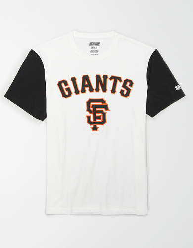Tailgate Men's San Francisco Giants Colorblock T-Shirt