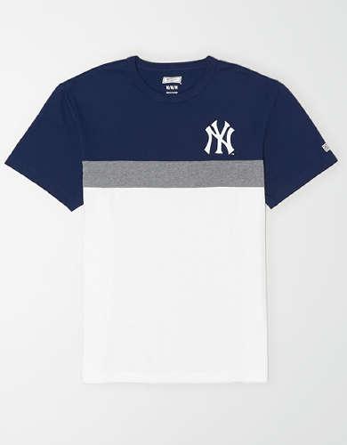 Tailgate Men's NY Yankees Colorblock T-Shirt