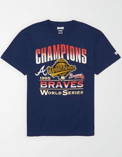 Tailgate Men's Atlanta Braves World Series T-Shirt