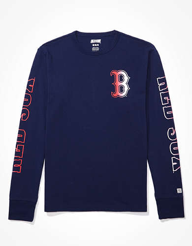 Tailgate Men's Boston Red Sox Long-Sleeve T-Shirt
