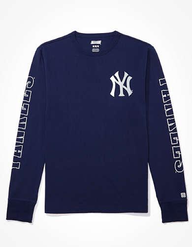 Tailgate Men's New York Yankees Long-Sleeve T-Shirt