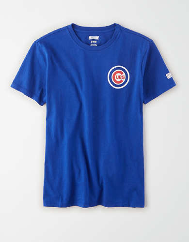 Tailgate Women's Chicago Cubs Graphic T-Shirt