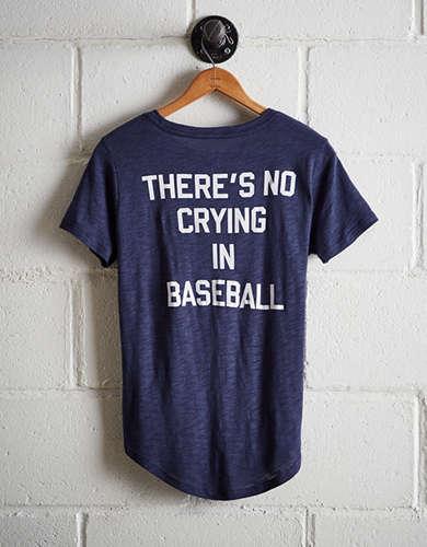Tailgate Women's Atlanta No Crying T-Shirt