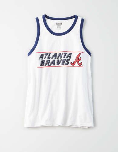 Tailgate Women's Atlanta Braves Tank Top