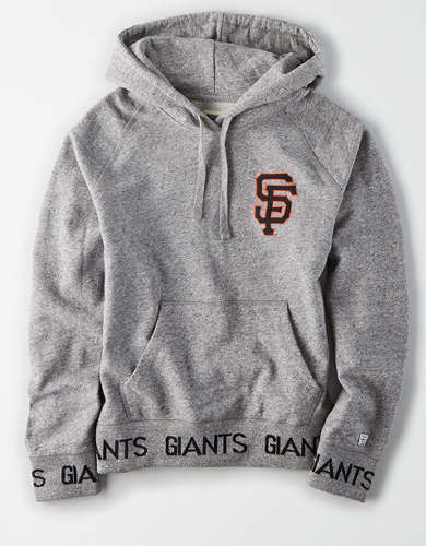 Tailgate Women's San Francisco Giants Pullover Hoodie