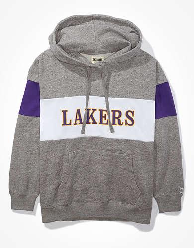 Tailgate Women's LA Lakers Colorblock Hoodie