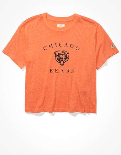 Tailgate Women's Chicago Bears Retro T-Shirt