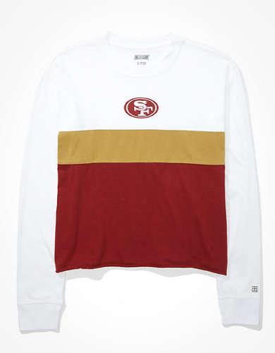 Tailgate Women's San Francisco 49ers Long-Sleeve T-Shirt