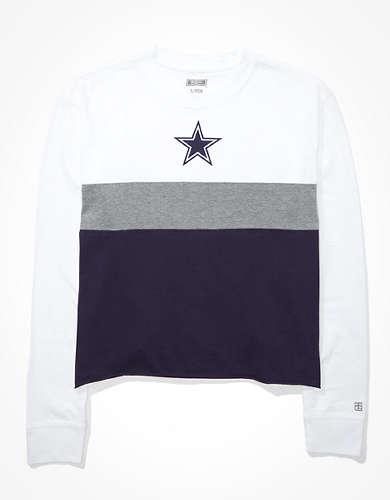 Tailgate Women's Dallas Cowboys Long-Sleeve T-Shirt