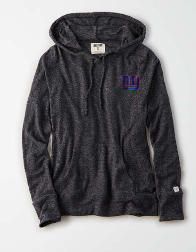Tailgate Women's New York Giants Plush Hoodie