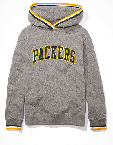 Tailgate Women's Green Bay Packers Tipped Hoodie