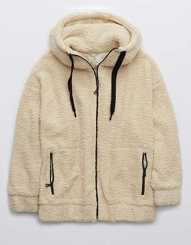 OFFLINE Sherpa Oversized Jacket